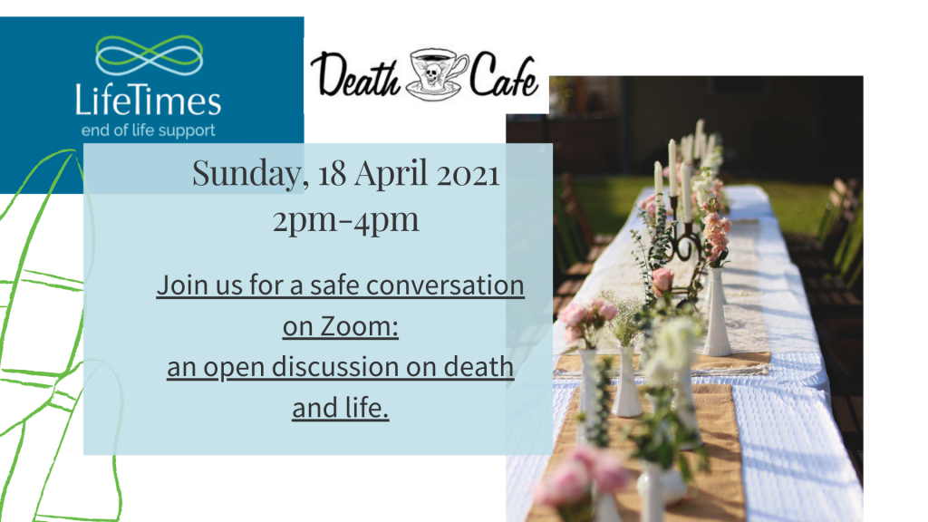 Death Cafe Newcastle April