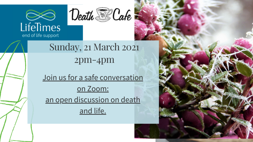 Death Cafe Newcastle March