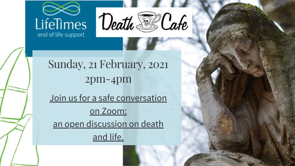 Death Cafe Newcastle February 2021
