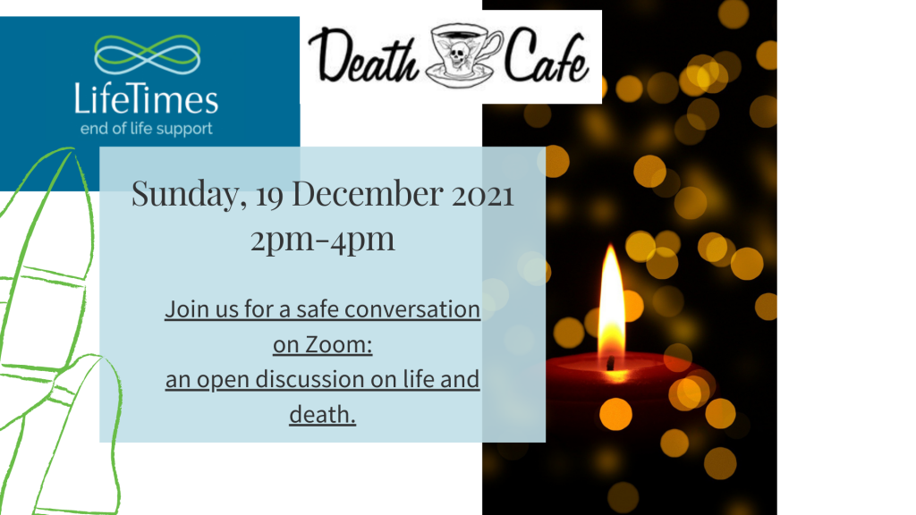 Death Cafe Newcastle December 2021