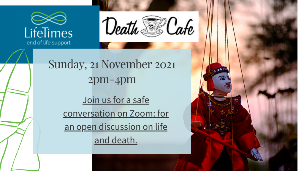 Death Cafe Newcastle November 2021