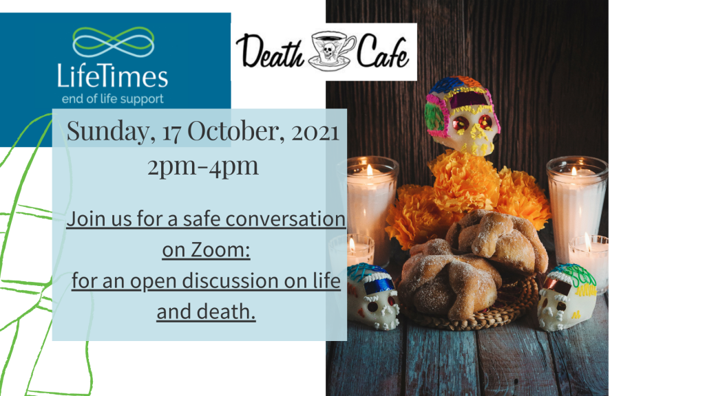 Death Cafe Newcastle October 2021