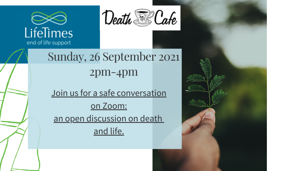 Death Cafe Newcastle September 2021