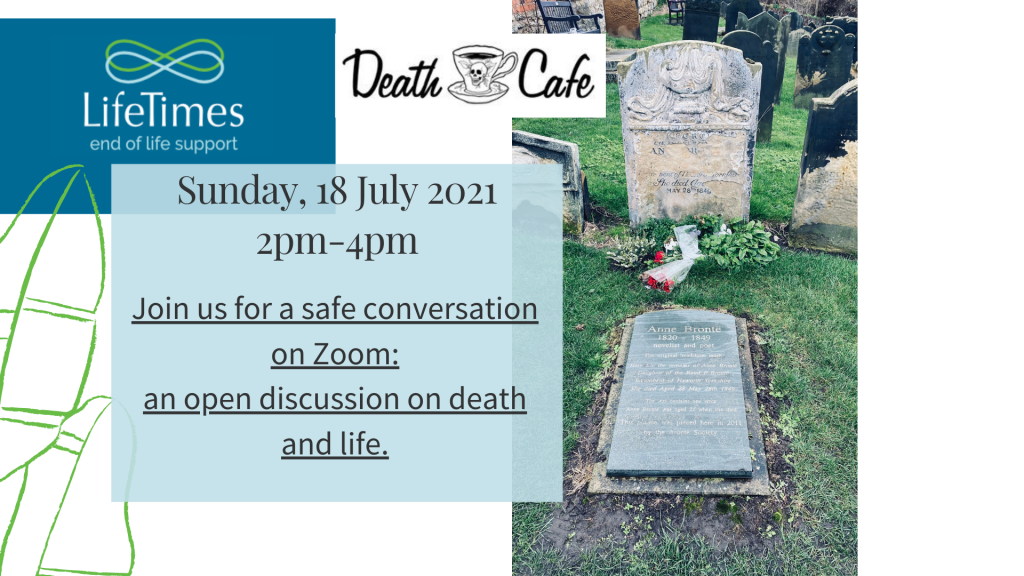 Death Cafe Newcastle July 2021
