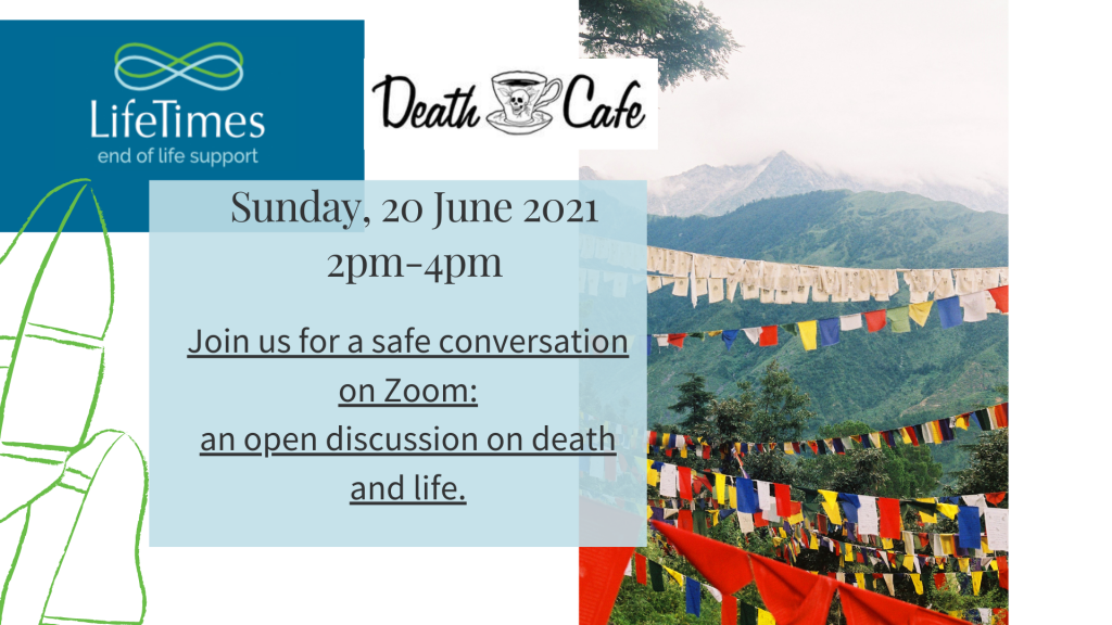 Death Cafe Newcastle June 2021