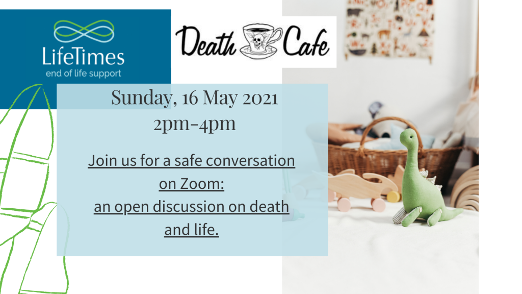 Death Cafe Newcastle May 2021